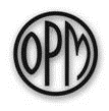 Moulures OPM