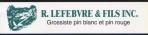 Roland Lefebvre & Fils inc.